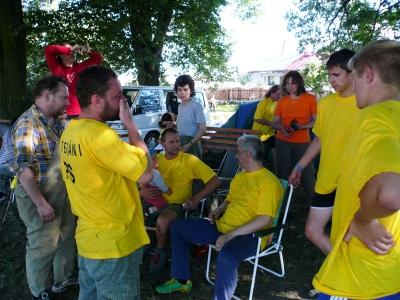 Červencové setkání veteránů PS 2007