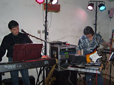 Obecní ples 2009